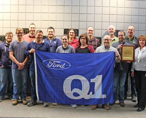 Q1 award - Innotec automotive lighting